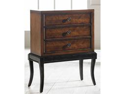 Wingate Black with Cherry & Walnut 26''W x 13''D Accent Chest
