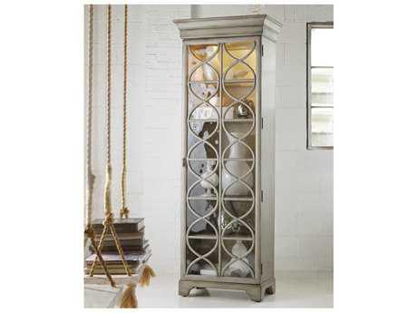 Hooker Furniture Melange Gray China Cabinets