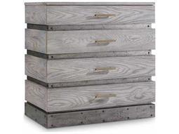 Hooker Furniture Melange Light Wood 32''W x 19''D Natural Accent Chest