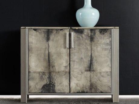 Hooker Furniture Melange Gray 44''L x 20''W Rectangular Feel So Good Credenza Buffet