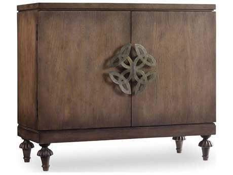 Hooker Furniture Melange Dark Wood 42''W x 18''D x 36''H Savion Accent Chest