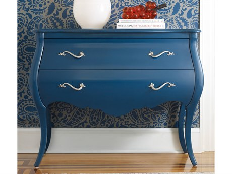 Hooker Furniture Melange Blue 45''W x 20''D Regatta Accent Chest Cabinet