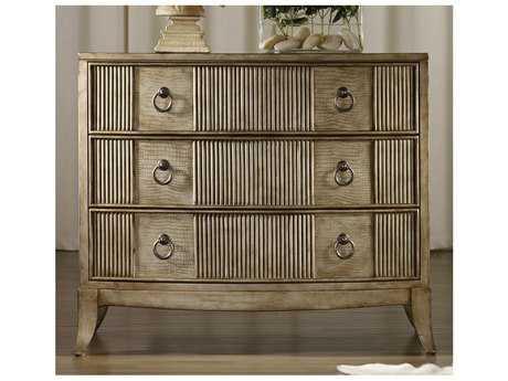 Hooker Furniture Melange Gold 40''W x 18''D Latico Accent Chest