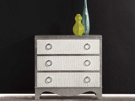 Hooker Furniture Melange Silver 36''W x 18''D Semblance Accent Chest