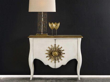 Hooker Furniture Melange White, Cream & Beige 40''W x 20''D Beaumarchais Accent Chest