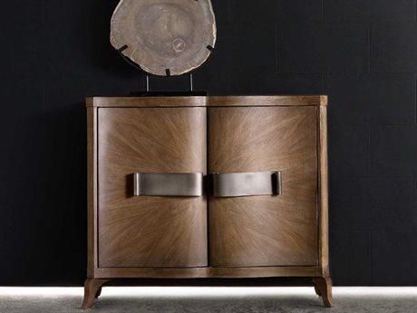 Hooker Furniture Melange Medium Wood 44''L x 20''W Rectangular Evie Buffet