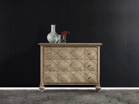 Hooker Furniture Melange Light Wood 45''W x 18''D Accent Chest