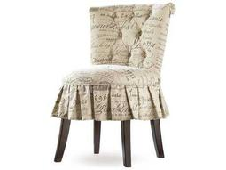 Melange Fifi Vanity Accent Chair