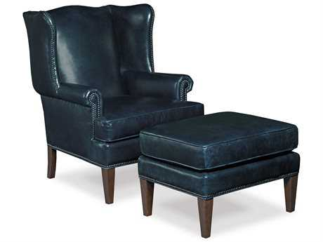 Hooker Furniture Balmoral Maurice Chair and Ottoman Set