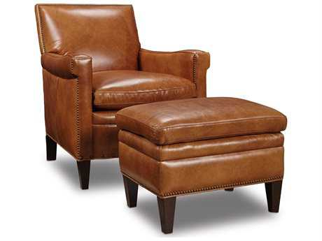 Hooker Furniture Huntington Morrison Chair and Ottoman Set