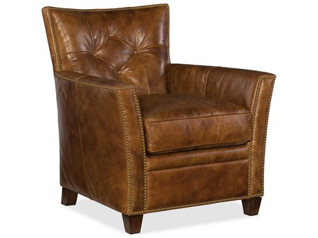 Hooker Furniture Conner Heavy Metal Gamma Club Chair