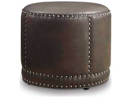 Hooker Furniture Aspen Durant Round Cocktail Ottoman