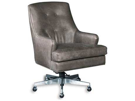 Hooker Furniture Triton Trumpeter Chrome Executive Chair