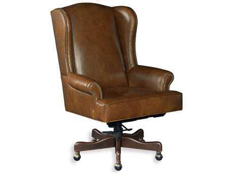 Hooker Furniture Sonata Natchez Brown Computer Chair