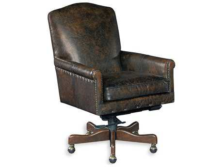 Hooker Furniture Da Vinci Madonna Natchez Brown Executive Chair