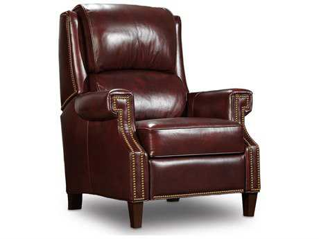 Hooker Furniture Red Recliner Chair