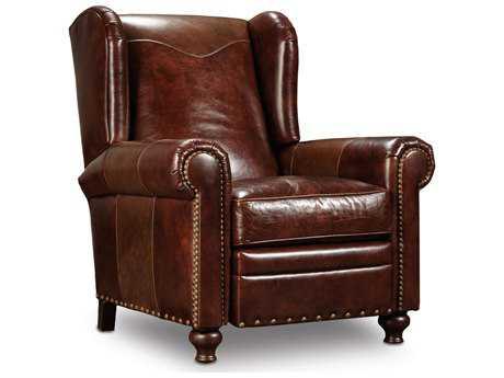 Hooker Furniture Isadora Vineyard and Isadora Hickory Recliner Chair