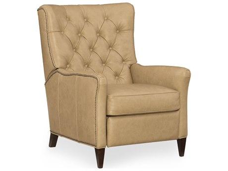 Hooker Furniture Irina Bronx Khaki Recliner Chair
