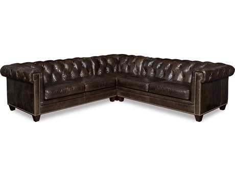 Hooker Furniture Imperial Regal 3-Piece Sectional Sofa