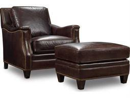 Hooker Furniture Huntington Colleis Chair and Ottoman Set