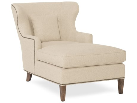 Hooker Furniture Gracie Geneva Natural Chaise Lounge