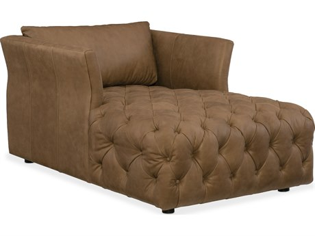 Hooker Furniture Olivia Jubilee Mocha Chaise Lounge