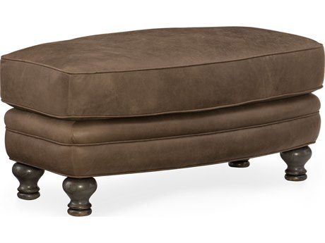 Hooker Furniture Alexa Applause Granite Ottoman