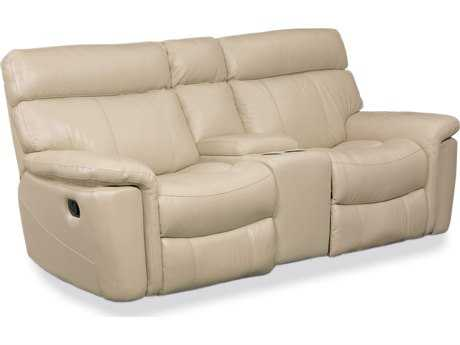 Hooker Furniture Taupe Motion Three Piece Motion Entertainment Sofa