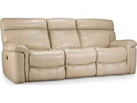 Hooker Furniture Taupe Power Motion Sofa