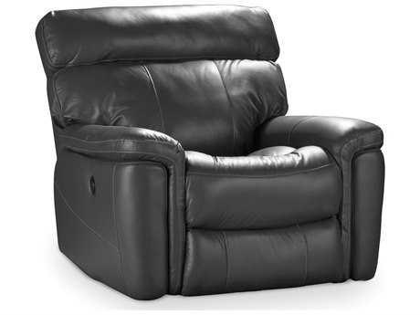 Hooker Furniture Gray Power Recliner Chair