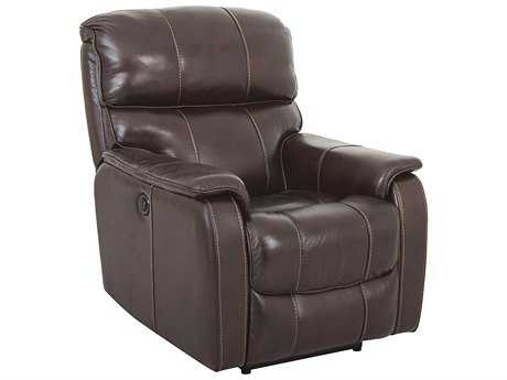 Hooker Furniture Walnut Power Recliner Chair