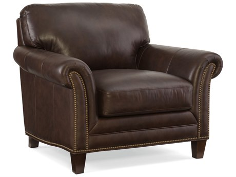 Hooker Furniture Marriott Verona Mahogany Club Chair