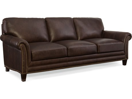 Hooker Furniture Marriott Verona Mahogany Sofa