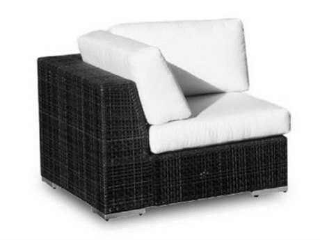 Hospitality Rattan Outdoor Soho Wicker Modular Lounge Chair