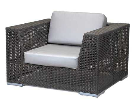 Hospitality Rattan Outdoor Soho Wicker Lounge Chair