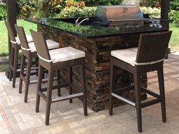 Hospitality Rattan Outdoor Bar Stools Category