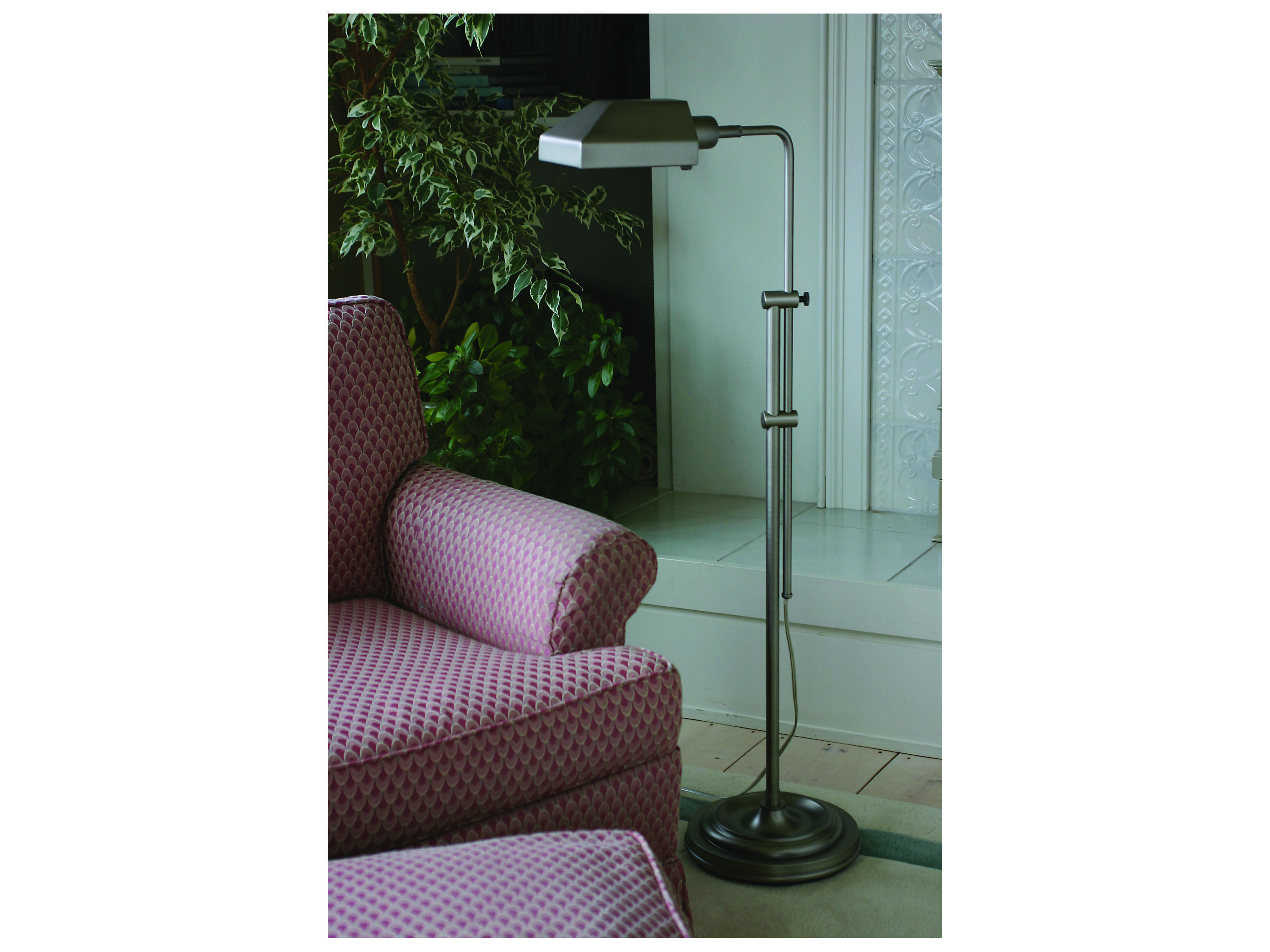 House of Troy Coach Floor Lamp   HTCH825
