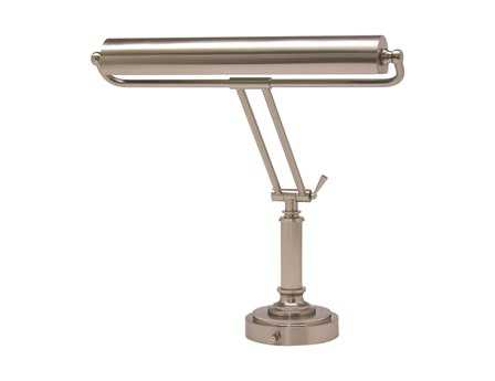 House of Troy Two-Light Piano Lamp