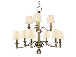 Hudson Valley Lighting Charlotte Timeless Elegance Nine-Light Chandelier