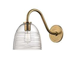 Hudson Valley Lighting Remsen Chic Vintage & Industrial Wall Sconce