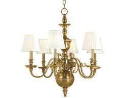 Hudson Valley Lighting Charleston Classic Heritage Six-Light 29'' Wide Chandelier