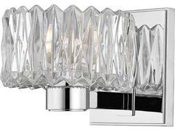 Hudson Valley Bold & Glamorous Anson Polished Chrome 5.5'' Wide Vanity Light