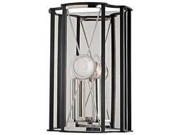Hudson Valley Bold & Glamorous Cresson Polished Nickel Two-Light 10'' Wide Wall Sconce
