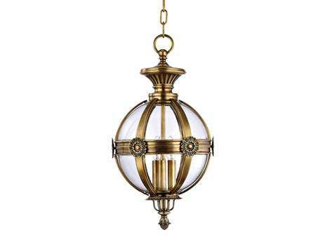 Hudson Valley Lighting Marietta Classic Heritage Three-Light Pendant