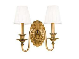 Hudson Valley Lighting Empire Classic Heritage Two-Light Wall Sconce