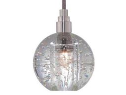 Hudson Valley Lighting Naples Bold & Glamorous Silver Cord Pendant