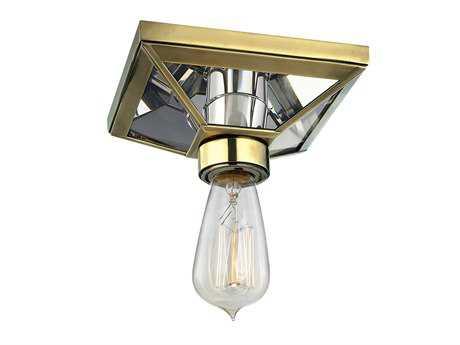 Hudson Valley Lighting Thurston Bold & Glamorous Flush Mount Light
