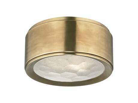 Hudson Valley Lighting Dalton Warm Modern Two-Light Flush Mount Light