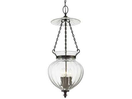 Hudson Valley Lighting Gardner Classic Heritage Four-Light Pendant