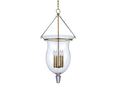 Hudson Valley Lighting Ulster Timeless Elegance Four-Light 19'' Wide Chandelier